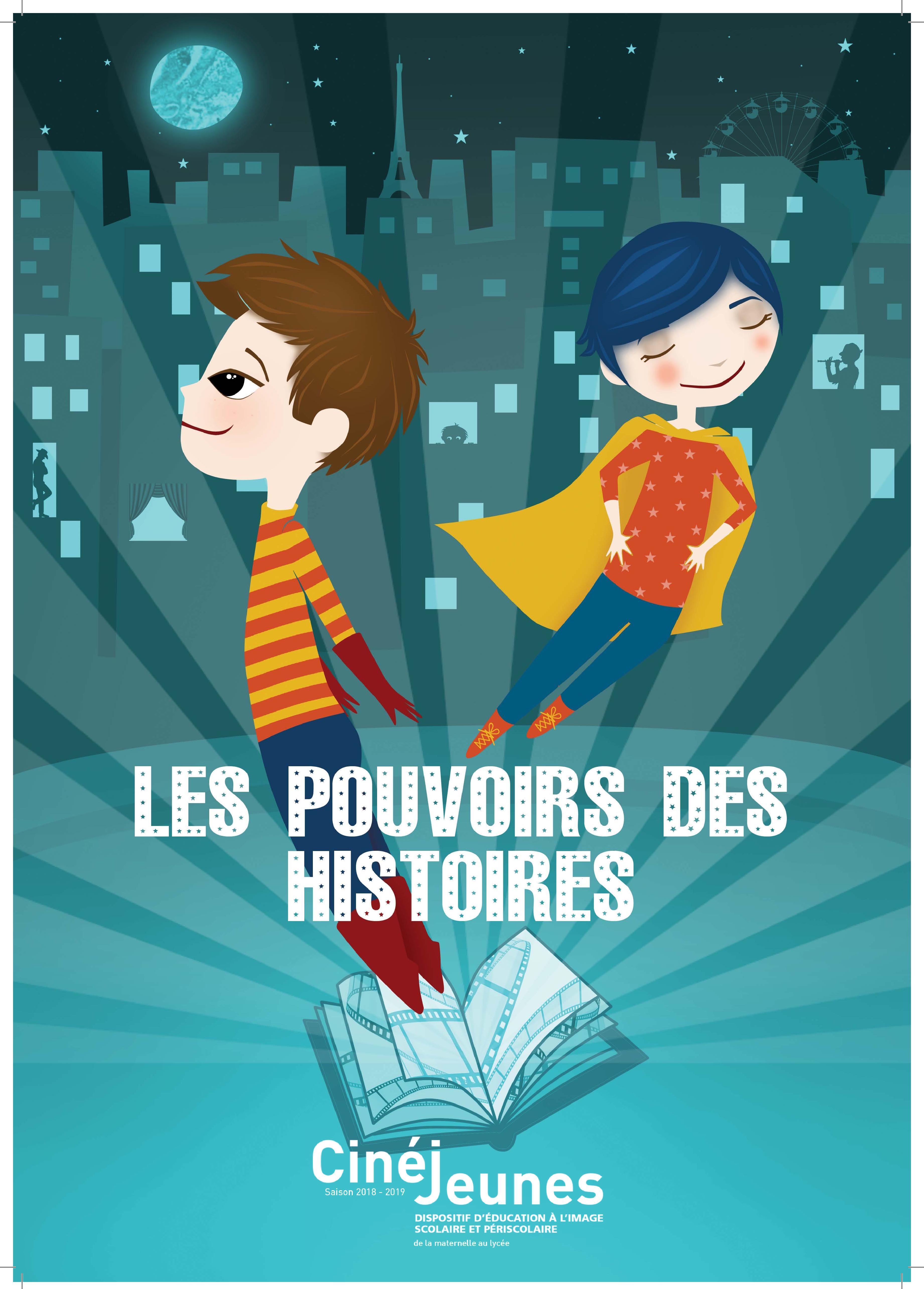 LES POUVOIRS DES HISTOIRES