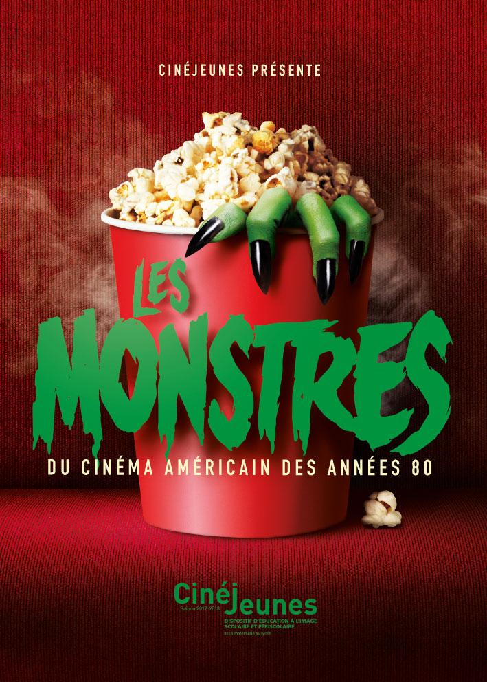 les monstres dans le ciné us des 80s