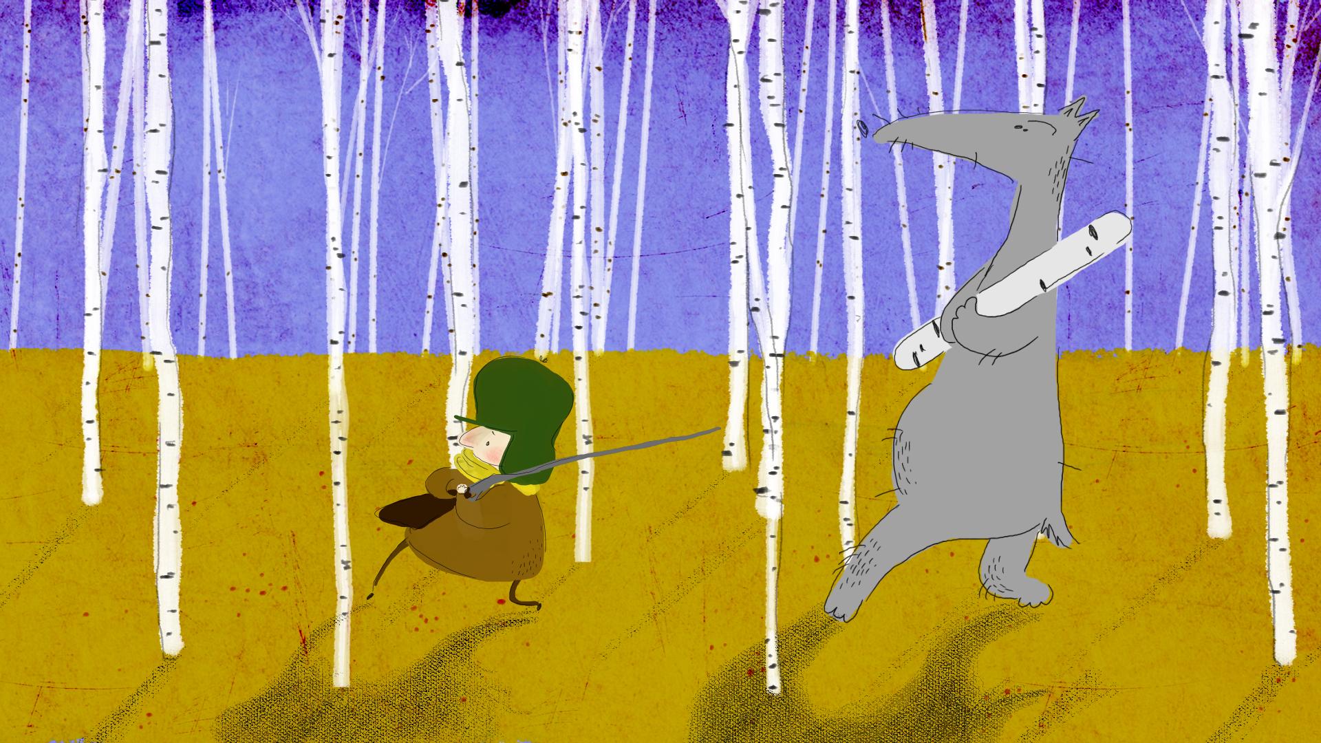 Iwan und der Wolf Still02